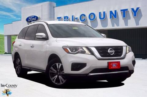 2017 Nissan Pathfinder for sale at TRI-COUNTY FORD in Mabank TX