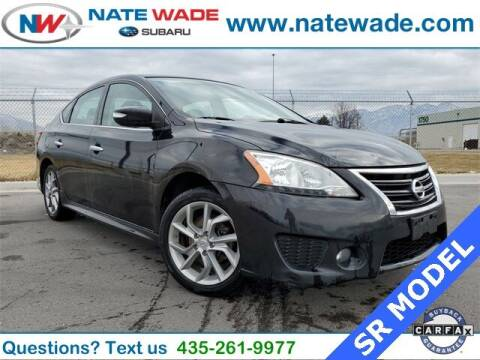 2015 Nissan Sentra for sale at NATE WADE SUBARU in Salt Lake City UT