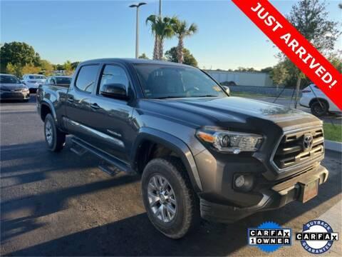 2017 Toyota Tacoma for sale at PHIL SMITH AUTOMOTIVE GROUP - Toyota Kia of Vero Beach in Vero Beach FL