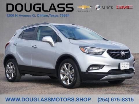 2019 Buick Encore for sale at Douglass Automotive Group - Douglas Chevrolet Buick GMC in Clifton TX