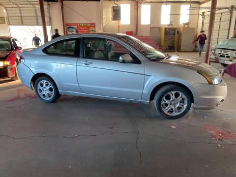 2010 Ford Focus for sale at PYRAMID MOTORS - Pueblo Lot in Pueblo CO
