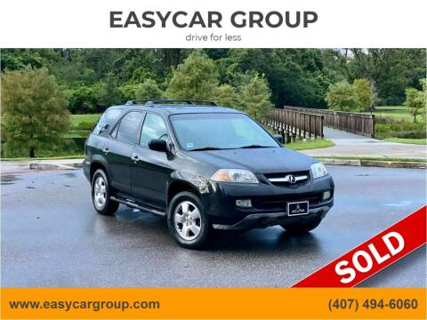 2004 Acura MDX for sale at EASYCAR GROUP in Orlando FL