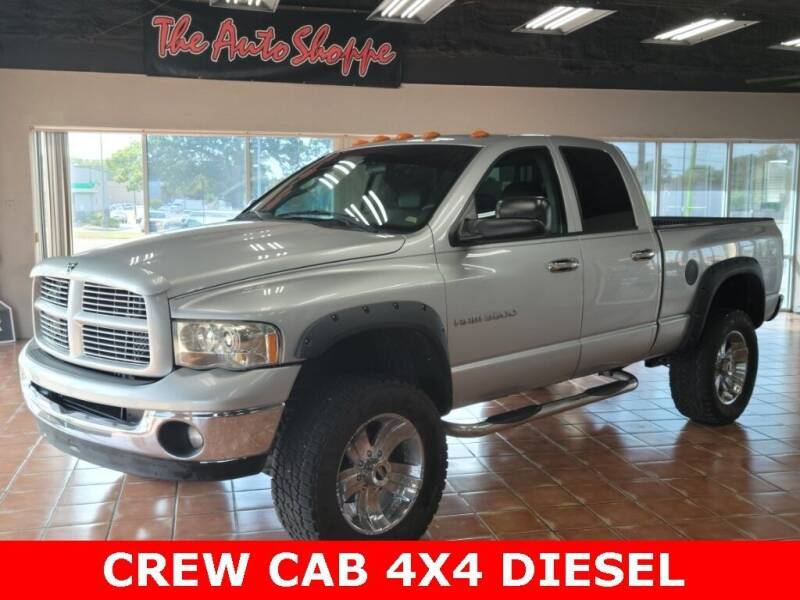 2005 Dodge Ram Pickup 3500 for sale at The Auto Shoppe in Springfield MO