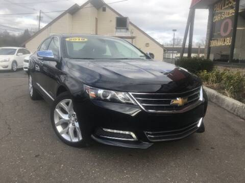 2019 Chevrolet Impala for sale at PAYLESS CAR SALES of South Amboy in South Amboy NJ
