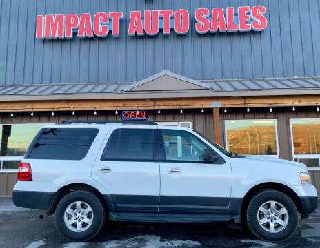2014 Ford Expedition for sale at Impact Auto Sales in Wenatchee WA