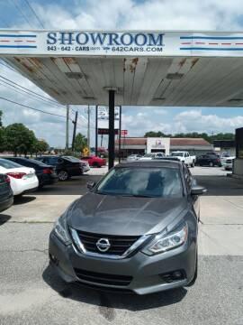 2017 Nissan Altima for sale at Showroom Auto Sales of Charleston in Charleston SC