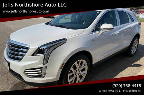 2017 Cadillac XT5 for sale at Jeffs Northshore Auto LLC in Menasha WI