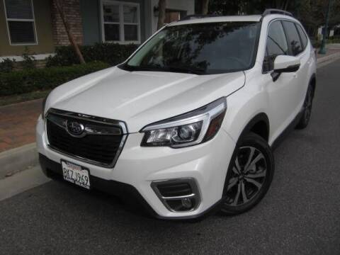 2019 Subaru Forester for sale at PREFERRED MOTOR CARS in Covina CA