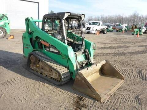 2015 Bobcat T590  for sale at Vehicle Network - Milam's Equipment Sales in Sutherlin VA