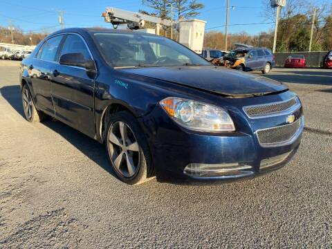 2011 Chevrolet Malibu for sale at ASAP Car Parts in Charlotte NC