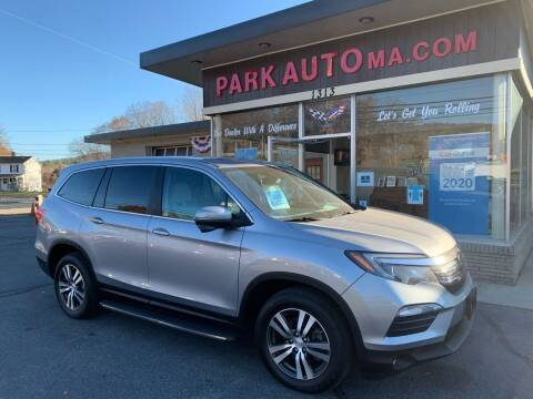 2016 Honda Pilot for sale at Park Auto LLC in Palmer MA