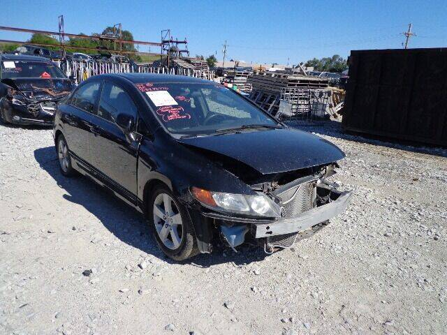 2008 Honda Civic for sale at S & M IMPORT AUTO in Omaha NE
