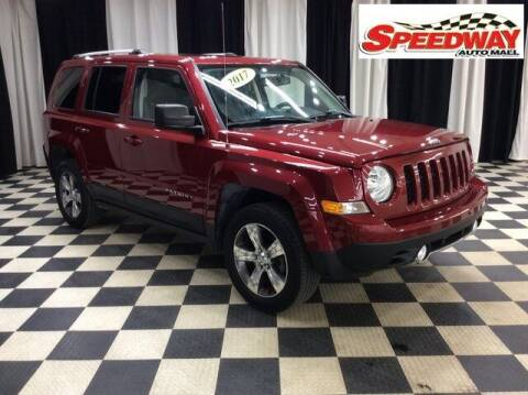 2017 Jeep Patriot for sale at SPEEDWAY AUTO MALL INC in Machesney Park IL