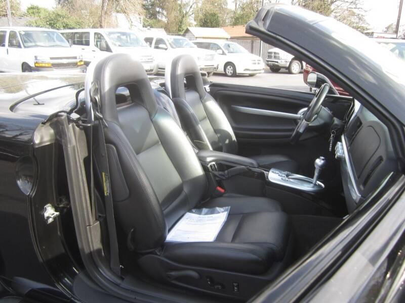 2004 Chevrolet SSR 2dr Regular Cab Convertible LS Rwd SB - Salem OR