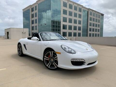 2011 Porsche Boxster for sale at SIGNATURE Sales & Consignment in Austin TX