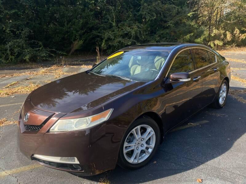2010 Acura TL for sale at Peach Auto Sales in Smyrna GA