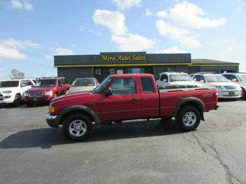 2001 Ford Ranger for sale at MIRA AUTO SALES in Cincinnati OH