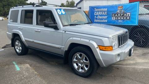 2006 Jeep Commander for sale at Universal Auto Inc in Salem OR