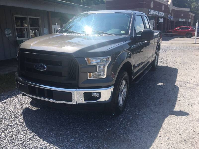 2017 Ford F-150 for sale at THE AUTOMOTIVE CONNECTION in Atkins VA