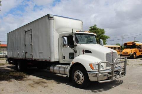 2016 Kenworth T370 for sale at Truck and Van Outlet in Miami FL