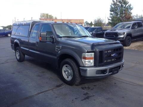 2009 Ford F-250 Super Duty for sale at Bruns & Sons Auto in Plover WI
