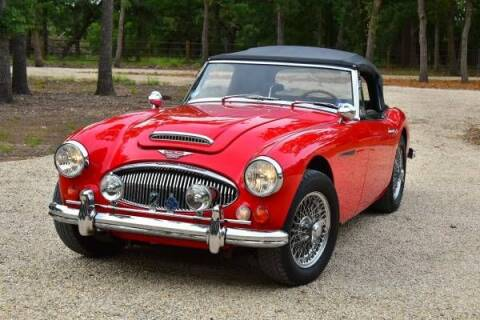 1966 Austin-Healey 3000 for sale at Classic Car Deals in Cadillac MI
