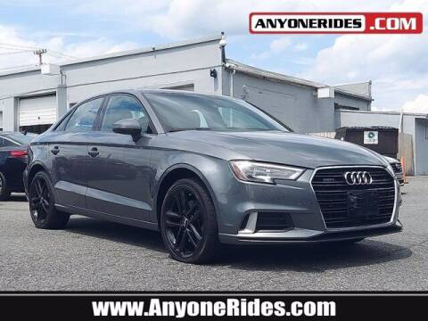 2018 Audi A3 for sale at ANYONERIDES.COM in Kingsville MD