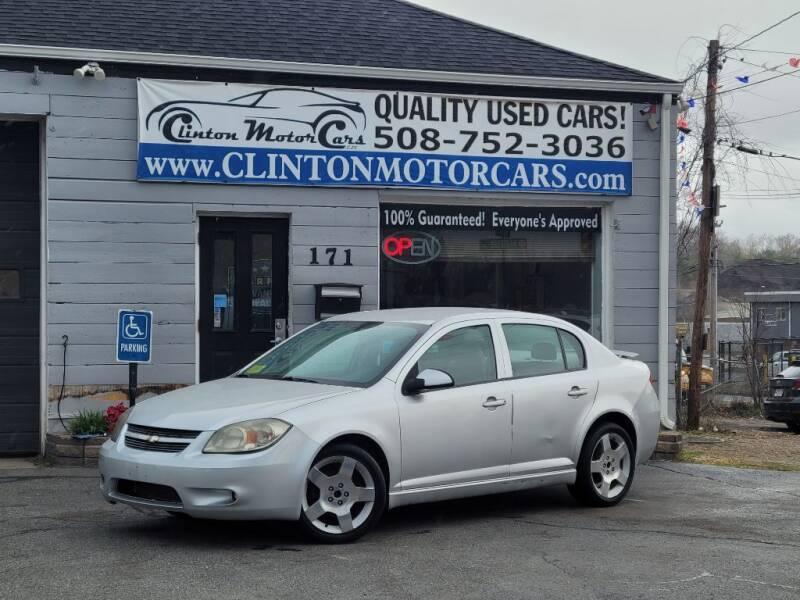 2010 Chevrolet Cobalt for sale at Clinton MotorCars in Shrewsbury MA