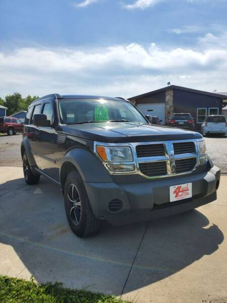 2007 Dodge Nitro for sale at Four Guys Auto in Cedar Rapids IA
