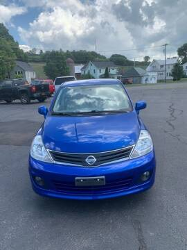 2012 Nissan Versa for sale at WXM Auto in Cortland NY
