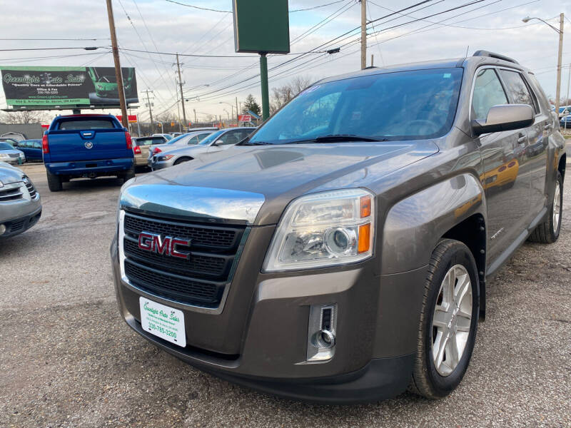 2012 GMC Terrain for sale at GREENLIGHT AUTO SALES in Akron OH