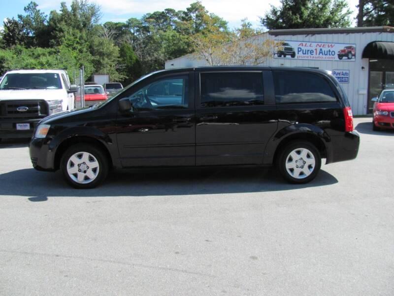 2010 Dodge Grand Caravan for sale at Pure 1 Auto in New Bern NC