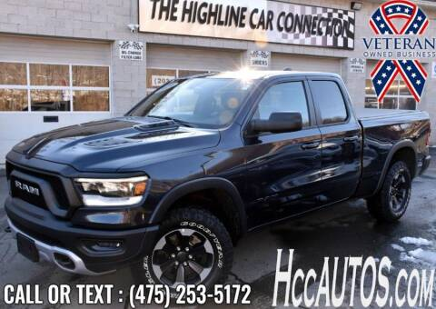 2019 RAM Ram Pickup 1500 for sale at The Highline Car Connection in Waterbury CT