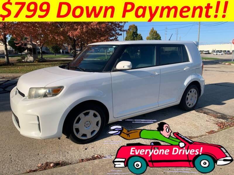 2012 Scion xB for sale at World Automotive in Euclid OH