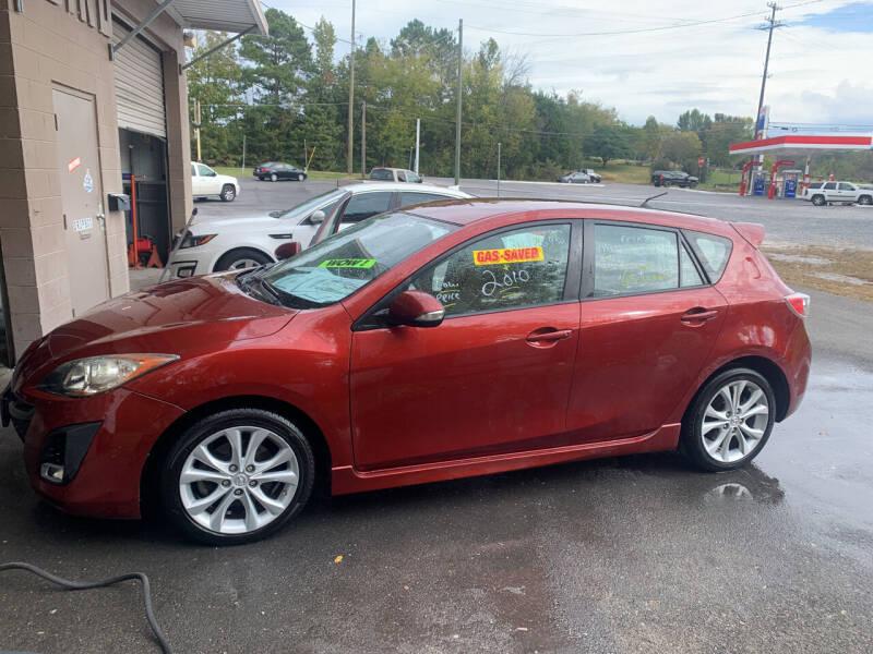 2010 Mazda MAZDA3 for sale at T Bird Motors in Chatsworth GA