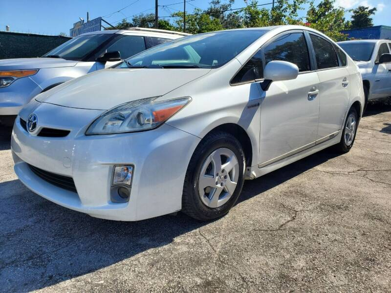 2011 Toyota Prius for sale at H.A. Twins Corp in Miami FL