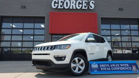 2018 Jeep Compass for sale at George's Used Cars - Pennsylvania & Allen in Brownstown MI
