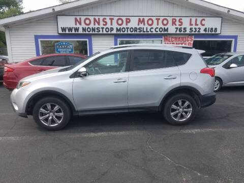 2014 Toyota RAV4 for sale at Nonstop Motors in Indianapolis IN