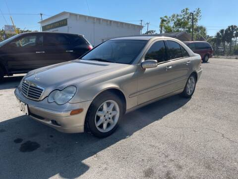 2001 Mercedes-Benz C-Class for sale at Bonita Auto Center in Bonita Springs FL
