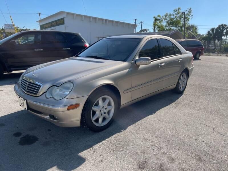 2001 Mercedes-Benz C-Class for sale at Bonita Auto Center in Bonita Springs FL