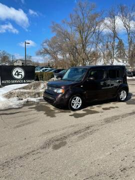 2010 Nissan cube for sale at Station 45 Auto Sales Inc in Allendale MI