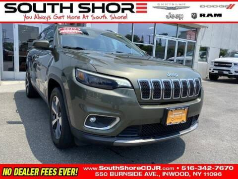 2019 Jeep Cherokee for sale at South Shore Chrysler Dodge Jeep Ram in Inwood NY