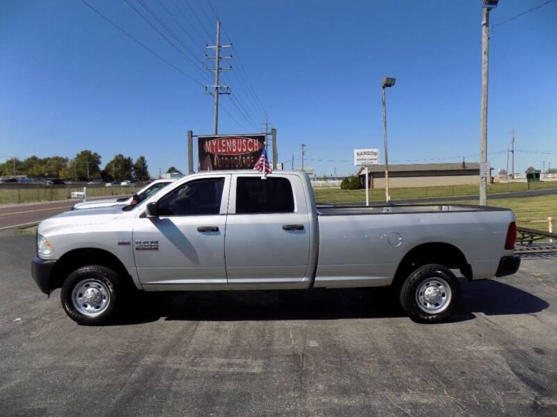 2014 RAM Ram Pickup 2500 for sale at MYLENBUSCH AUTO SOURCE in O'Fallon MO