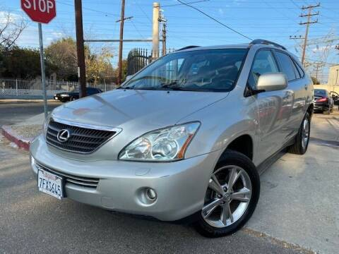 2007 Lexus RX 400h for sale at West Coast Motor Sports in North Hollywood CA