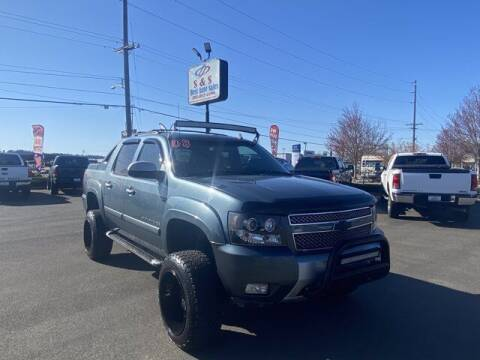 2008 Chevrolet Avalanche for sale at S&S Best Auto Sales LLC in Auburn WA