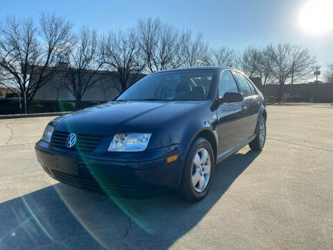 2003 Volkswagen Jetta for sale at Triple A's Motors in Greensboro NC