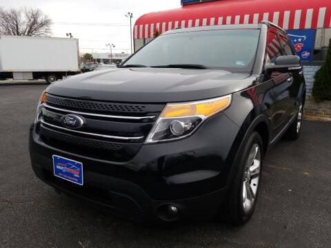 2013 Ford Explorer for sale at Mack 1 Motors in Fredericksburg VA
