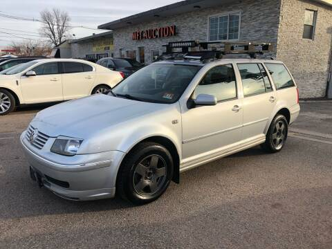 2003 Volkswagen Jetta for sale at MFT Auction in Lodi NJ