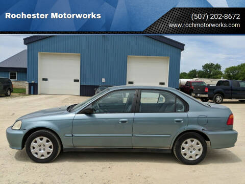 2000 Honda Civic for sale at Rochester Motorworks in Rochester MN