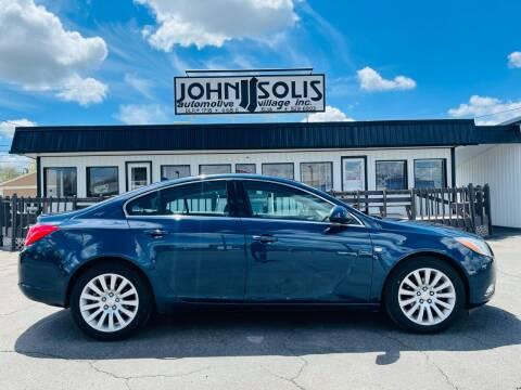 2011 Buick Regal for sale at John Solis Automotive Village in Idaho Falls ID